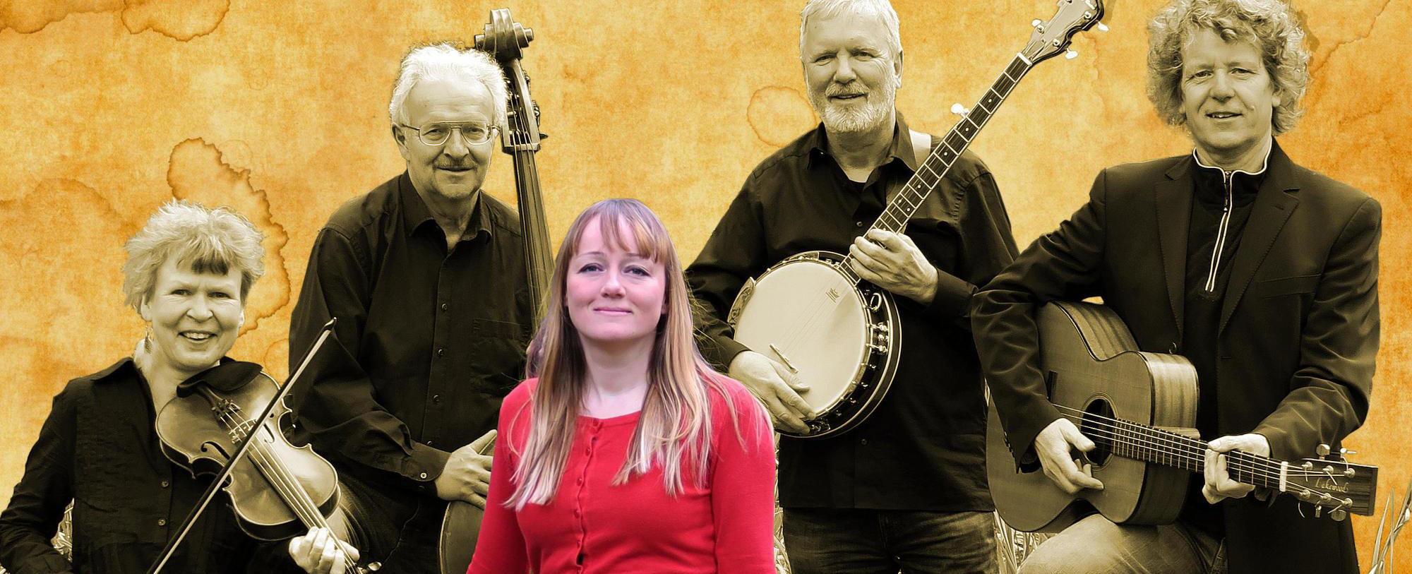 irish gospel country band